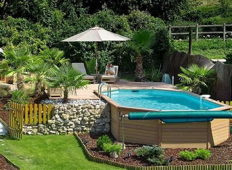 eye catching and cool ideas of pool design for backyard themescompany awe inspiring above ground pools for your own backyard oasis