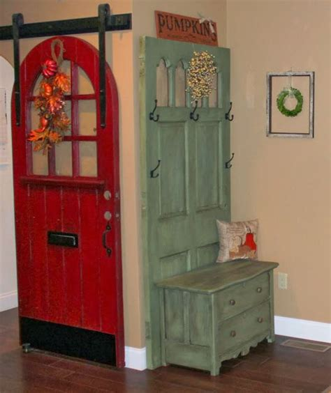 reused barn doors are a popular trend but they aren t the