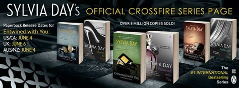 sylvia day crossfire series 4 volume boxed set bared to you reflected in you entwined with you captivated by you crossfire book series by sylvia day crossfire series