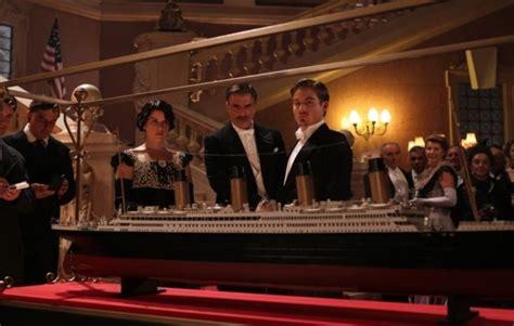 film titanic nascita di una leggenda neve cbell chris noth e kevin zegers in una scena