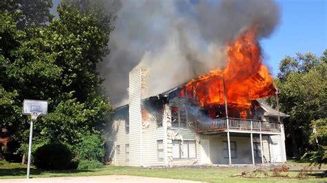 maplewood house fire sheridan turnpike hd youtube