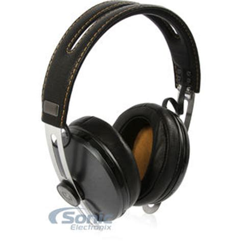 Sennheiser Momentum 2i Black sennheiser momentum 2 0 bluetooth ear headphones m2 aebt black
