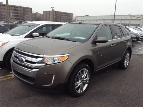 2013 Ford Edge Limited by 2013 Ford Edge Limited Awd 23 995 Anjou Fortier Auto