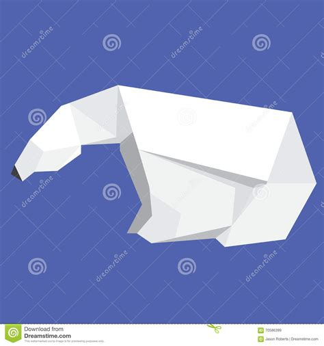 origami polar folding origami polar 194 171 friesen folding origami polar