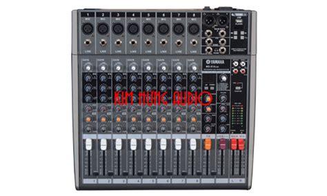 Mixer Li Yamaha mixer yamaha ms 814usb