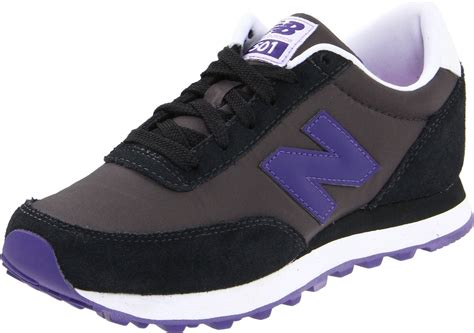 purple new balance sneakers new balance new balance womens wl501 sneaker in purple