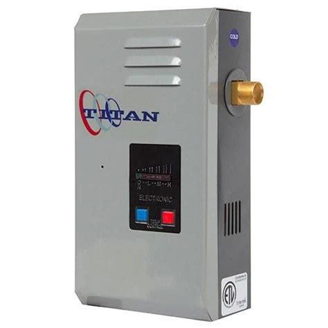 Hak Water Heater 1 titan n10 point of use tankless water heater 3 2kw tank the tank