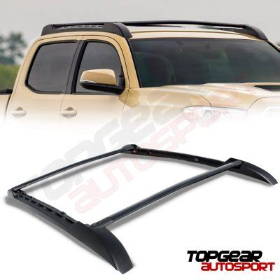 toyota tacoma double cab 2016 2017 roof rack | a128p94l262