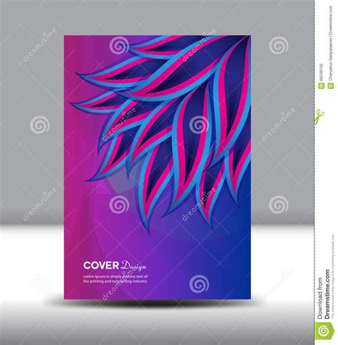 cover layout image cover design template vector brochure white cover design