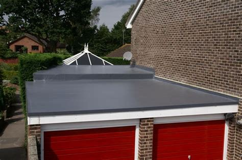 garage roofs single ply garage roofing installation roof assured by