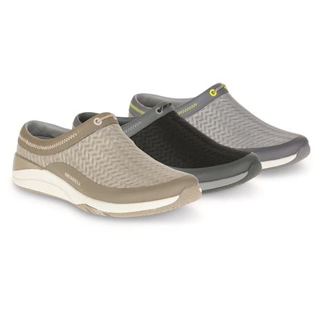 merell slippers merrell applaud s mesh slide shoes 690261 casual
