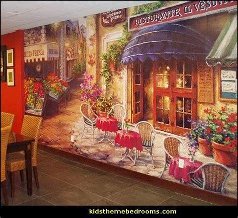 Tuscany Wall Murals tuscany wall murals buon appetito wall mural decorating tuscany style