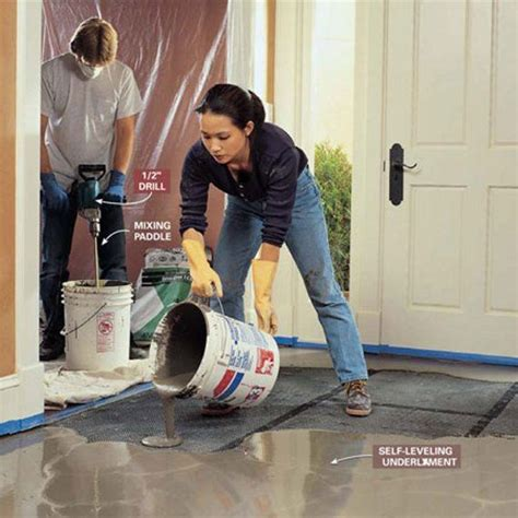 How To Check Floor Flatness by 1000 Ideas About Basement Floor Paint On
