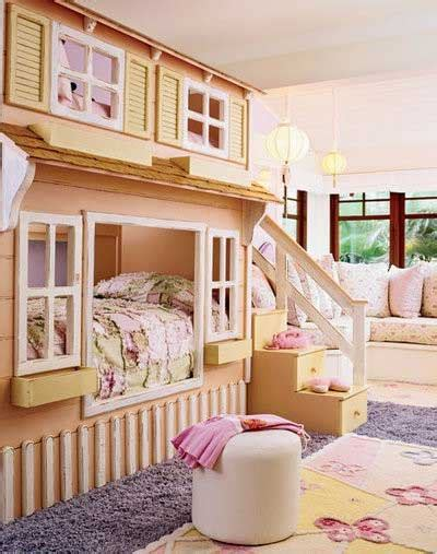 house of bedrooms kids cute kids bedroom decor with stacking wooden house