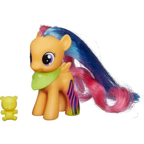 My Pony Cutie Magic Sunset Shimmer Figure Original Hasbro mlp single brushables mlp merch