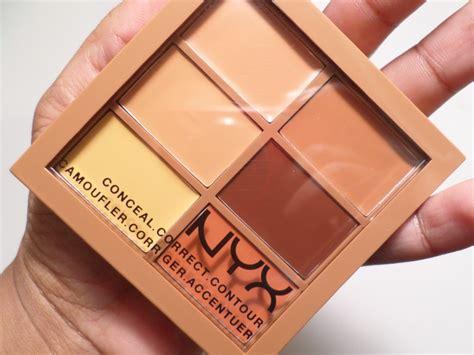 Harga The Shop Concealer jual nyx 3c correct conceal contour palette cnl