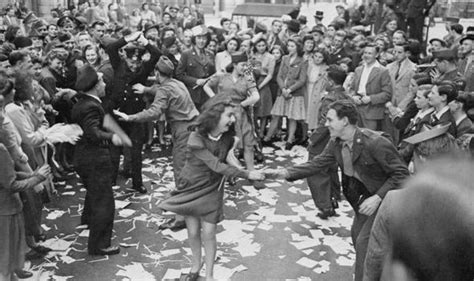 1940s themed events london three day party to celebrate 70th anniversary of end of