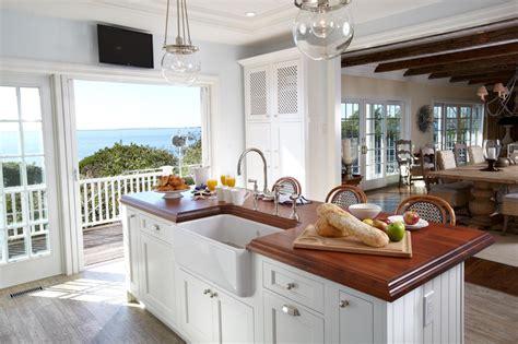 beach house kitchen cabinets cottage kitchen photos hgtv