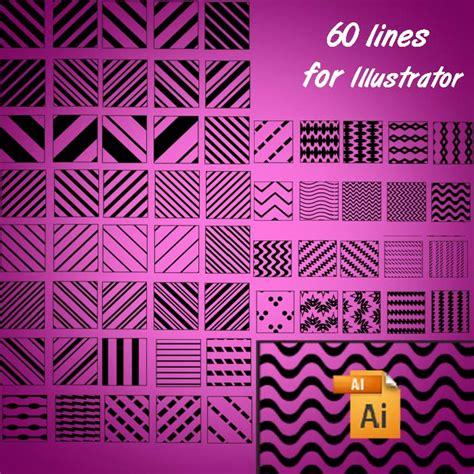 illustrator pattern linear 60 lines for illustrator by roula33 on deviantart