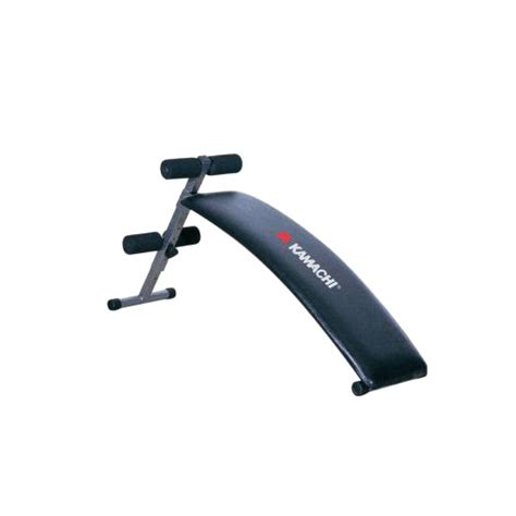sit up bench price buy kamachi branded curved sit up bench 004 online at best