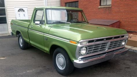 1973 Ford Truck by 1973 Ford F100 G169 Kissimmee 2015