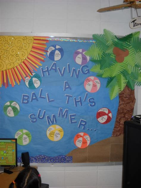 summer classroom decorating ideas classroom decor 25 best summer bulletin boards ideas on pinterest beach