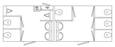 commercial bathroom floor plans restroom floor plans find house plans