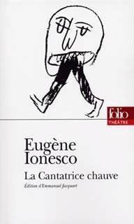 la lecon folio theatre 2070388654 livre la cantatrice chauve eug 232 ne ionesco folio folio