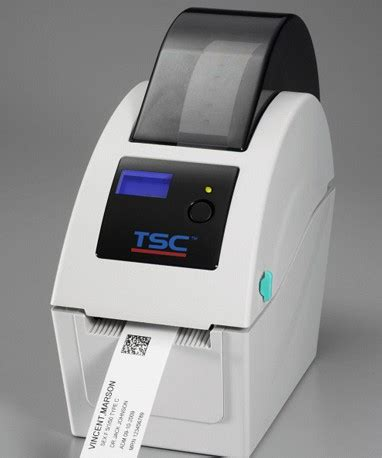Printer Gelang Tsc Tdp 225w Paling Murah tdp 225w series wristband printer all id indonesia printer kartu barcode printer kiosk