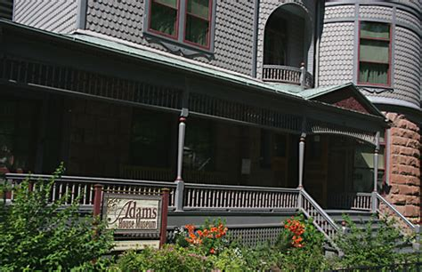 adams house deadwood find real haunted houses in deadwood south dakota adams house museum in deadwood