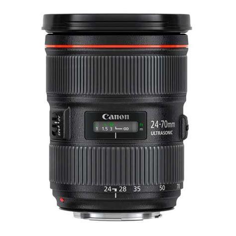 Canon Ef 24 70mm F 2 8l Usm jual lensa canon ef 24 70mm f 2 8l ii usm harga terbaik