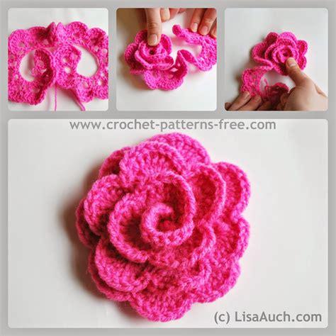 printable real flowers free crochet flower patterns free crochet flower