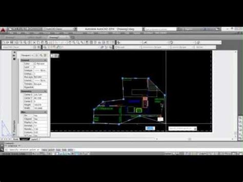layout viewport autocad 2015 autocad paperspace viewport custom shape tutorial youtube