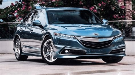 2020 Acura Tl Type S by 2020 Acura Rlx Type S Release Date Price Specs Redesign