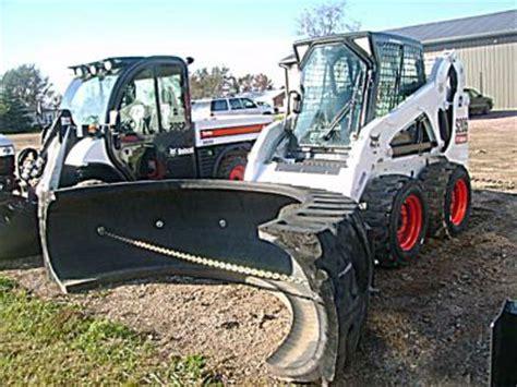 snowdozer b.a.t. – mining tire turned snowplow | snowplownews