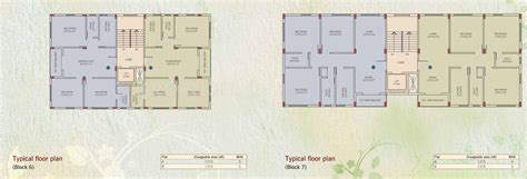 waterview floor plan 1065 sq ft 3 bhk 2t apartment for sale in rameswara group