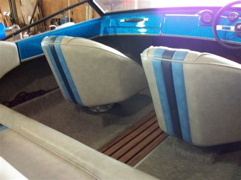 vintage checkmate boats for sale very good looking seats for a vintage 1984 checkmate boat
