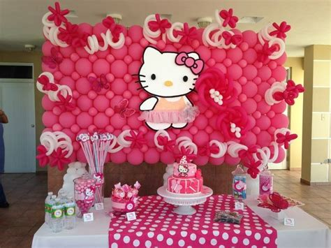hello kitty themes party 17 best images about hello kitty birthday party