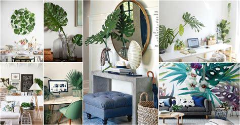 house decor ideas bring the palm leaf decor ideas to bring the trend in your