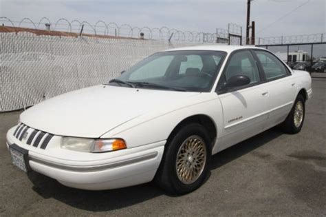 1997 chrysler concorde lx buy used 1997 chrysler concorde lx sedan automatic 6