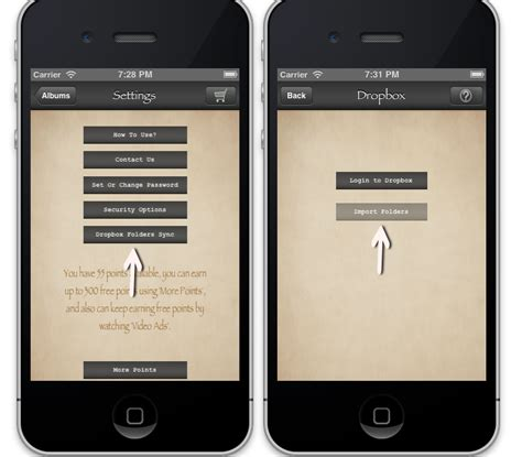 dropbox help three designers our finest collection of apps for iphone