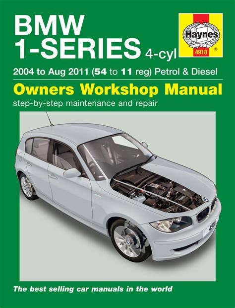 online car repair manuals free 2006 bmw 530 electronic valve timing bmw 1 series 4 cyl petrol diesel 04 aug 11 54 to 11 haynes publishing
