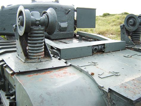 Churchill Tank Interior by 60103 Churchill Tank No 51005 Sherman M4a2 Across The