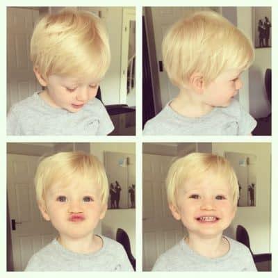 top 30 melhores cortes de cabelo infantil [masculino