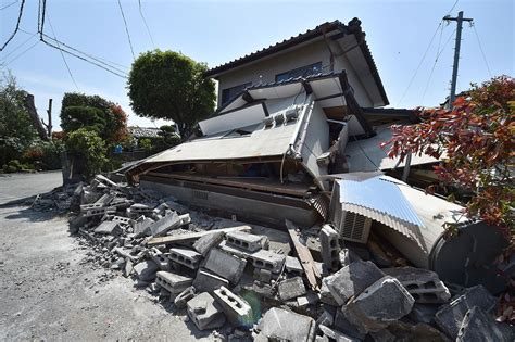 earthquake in japan tsunami alert as japan struck by second major earthquake