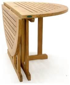 Modern Folding Table by Barbuda Teak Folding Round Table Modern Folding Tables