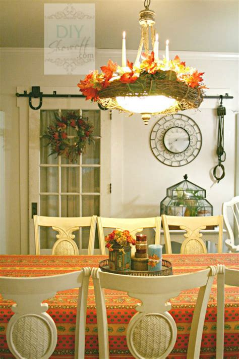tips on decorating fall decorating ideas on pinterest for your dining room