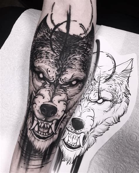 another tattoo 40 best wolf designs and ideas 2019 wolf