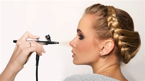 Airbrush Make Up airbrush makeup that s actually practical for everyday use