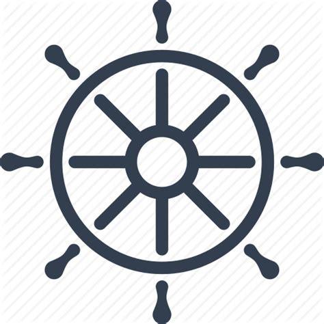 nautical boat steering wheel ship steering wheel png